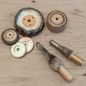 jewelry polishing tools